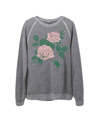 Hello Apparel New Rose Pullover
