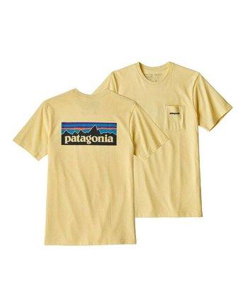 Patagonia Men's P-6 Logo Pocket Responsibili-Tee