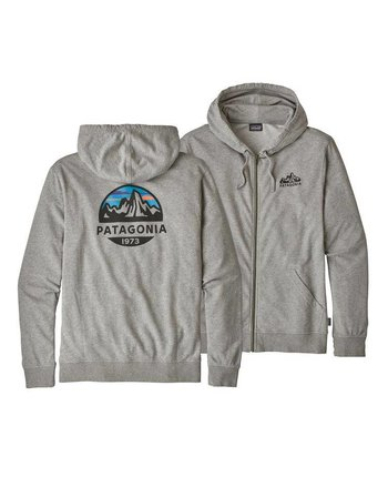 Patagonia Men's Fitz Roy Scope LW Full Zip Hoody