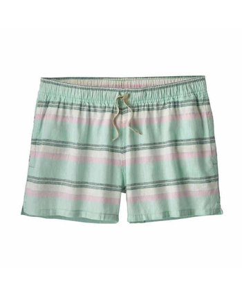 Patagonia Womens's Island Hemp Baggies Shorts