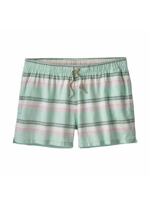 Patagonia Womens's Island Hemp Baggies Shorts