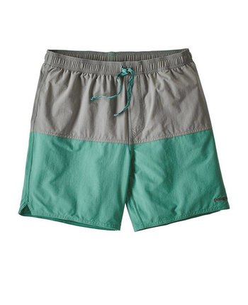Patagonia Men's Stretch Wavefarer Volley Shorts 17""