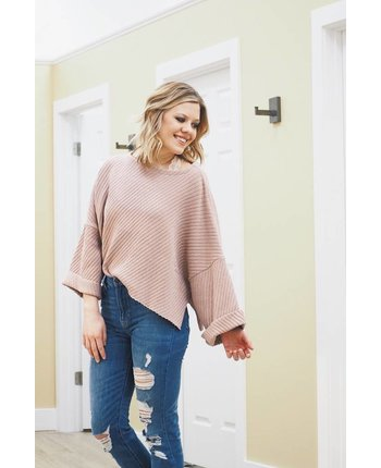 Free People I Can't Wait Sweater