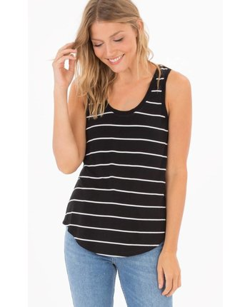 Z Supply The Pencil Striped Tank