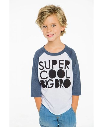 Chaser Cool Big Bro 3/4 Raglan