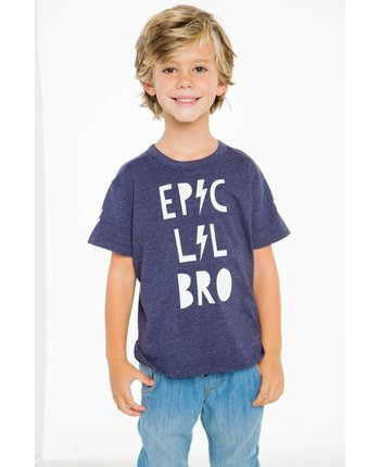Chaser Epic Lil Bro Tee