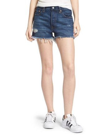 Levi Strauss & Co 501 Short in Silver Lake