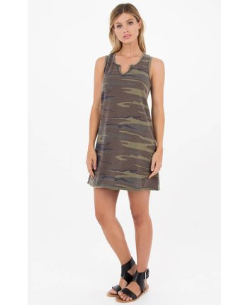 Z Supply The Camo Tank Dress