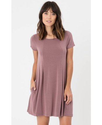 Z Supply The Swing T-Shirt Dress [more colors...]