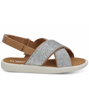 TOMS Viv Tiny Glimmer Sandals