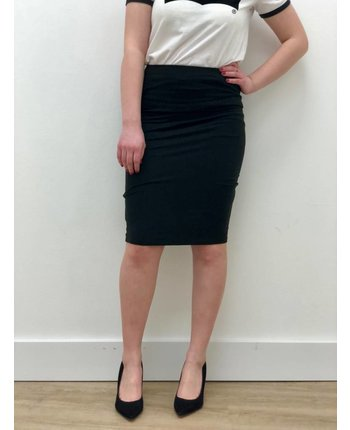 Jersey Knit Basic Skirt [more colors...]