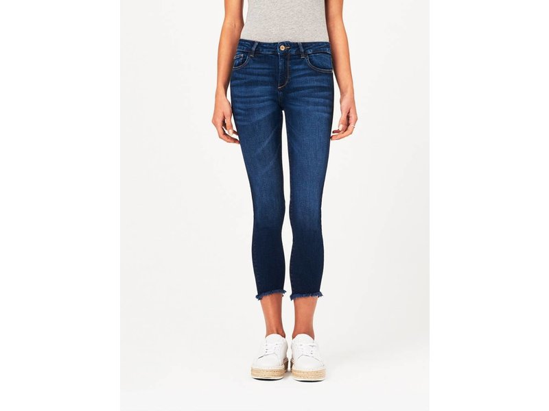 DL1961 Florence Crop Skinny in Ralston