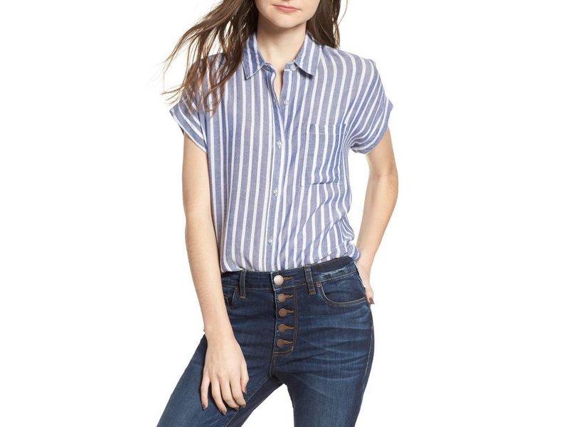 Benji Stripe Shirt