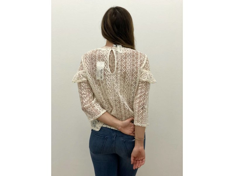 Crochet Lace Top
