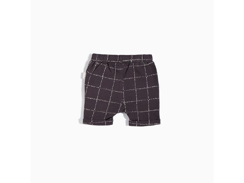 Miles Baby Square Print Short