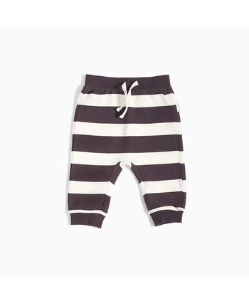 Miles Baby Stripe Knit Jogger