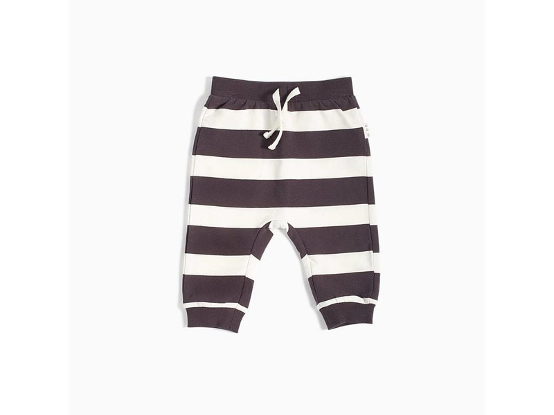 Miles Baby Stripe Knit Jogger