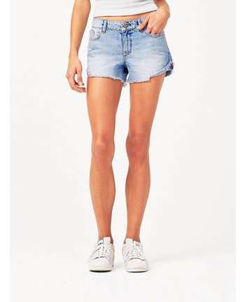 DL1961 Karlie Boyfriend Short in Westside