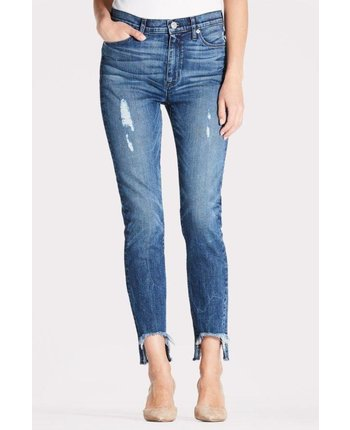 Hudson Barbara High Waist Skinny in Split Second