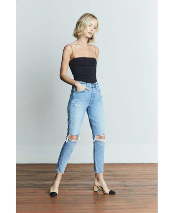 Boyish Jeans Billy Ankle Skinny in Easy Rider