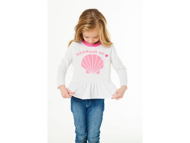 Chaser Mermaid at Heart L/S Top
