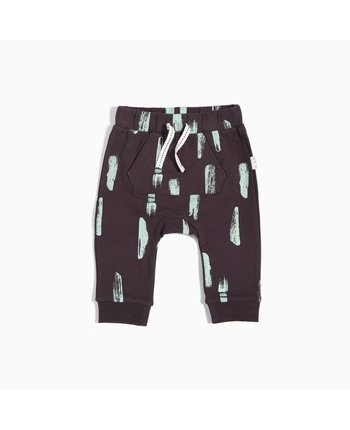 Miles Baby Paint Smear Jogger