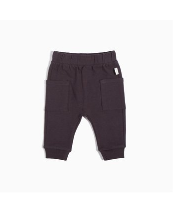 Miles Baby Knit Jogger w/Pockets
