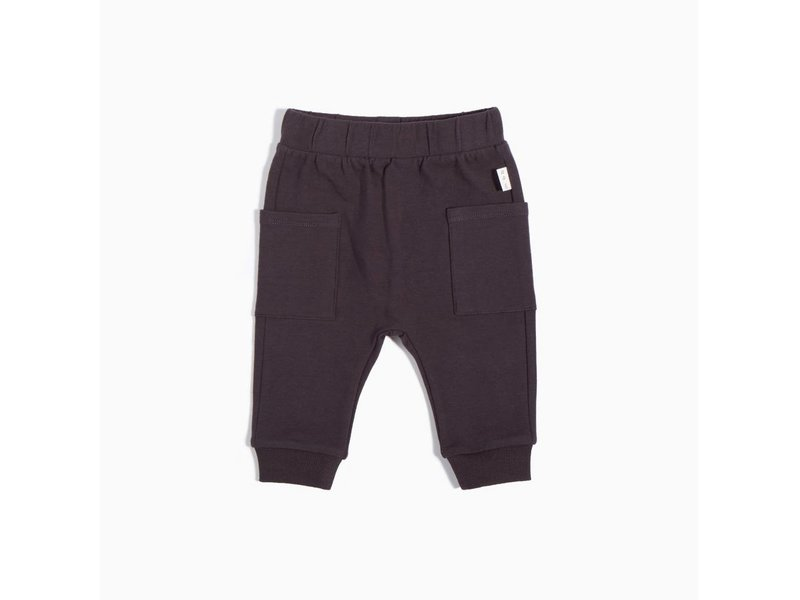 Miles Baby Knit Jogger w/Pockets