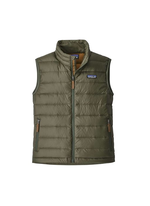 Patagonia Boys Down Sweater Vest