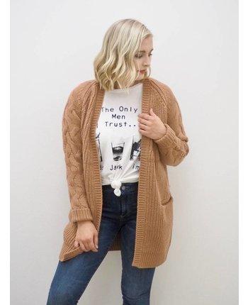 Daisy Cardigan Sweater