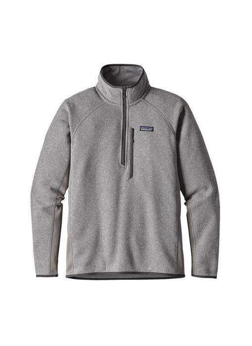 Patagonia Men's Performance Better Sweater 1/4 Zip