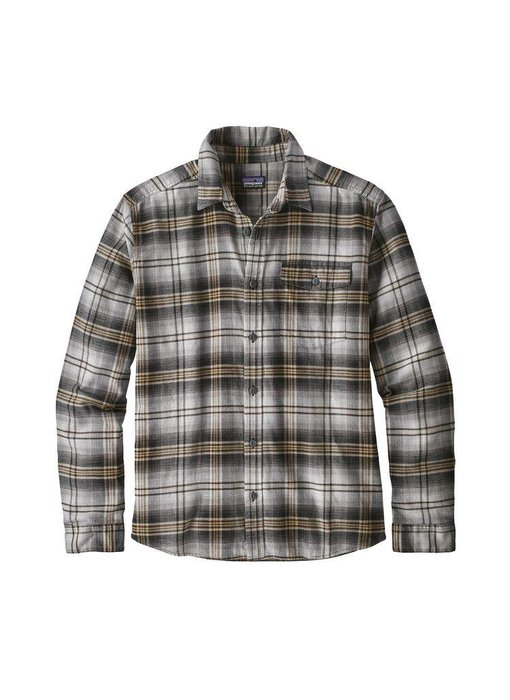 Patagonia Men's LW Fjord Flannel Shirt