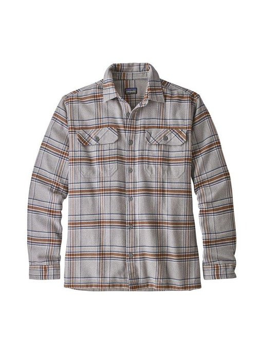 Patagonia Men's LS Fjord Flannel Shirt [more colors...]