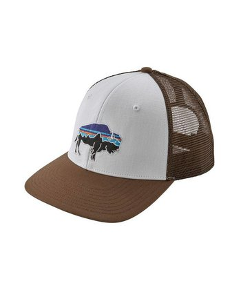 Patagonia Fitz Roy Bison Trucker Hat [more colors...]