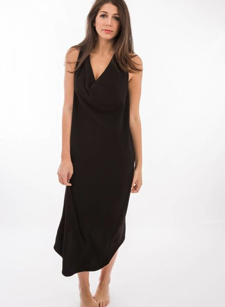 TSALT Olivia Cowl Neck Dress