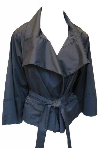 TSALT Sienna Kimono Jacket w/ self belt M/L