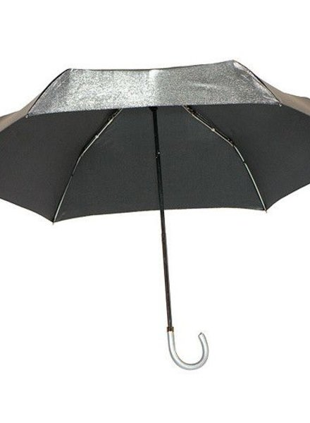 LEIGHTON COMPACT METALLIC UMBRELLA
