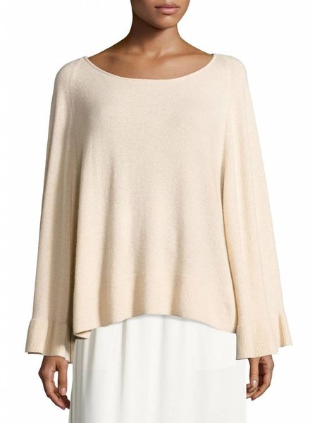 ELIZABETH & JAMES Freja Flutter Sleeve Top