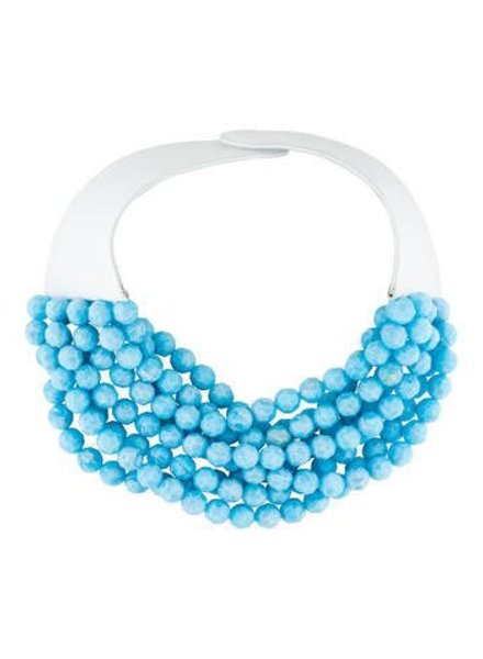 FAIRCHILD BALDWIN Aqua Collar