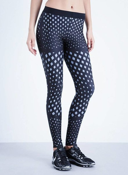 ULTRACOR Ultra Silk Grate Print Leggings
