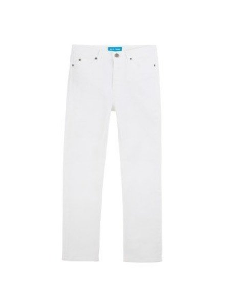 MIH NIKI WHITE DENIM
