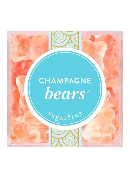 SUGARFINA CHAMPAGNE BEARS - SMALL