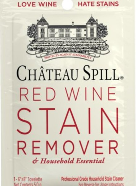 Emergency Stain Remover