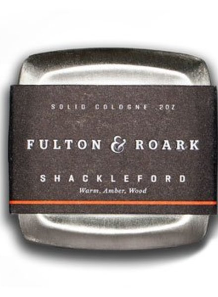 FULTON & ROARKE FR Men's Solid Cologne