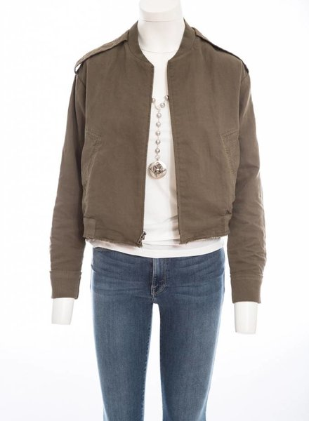 PHA Swingback Drop Shoulder Bomber