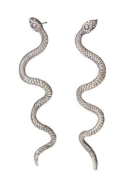 ALKEMIE Coil Snake Earring