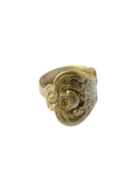 ALKEMIE Victorian Spoon Ring