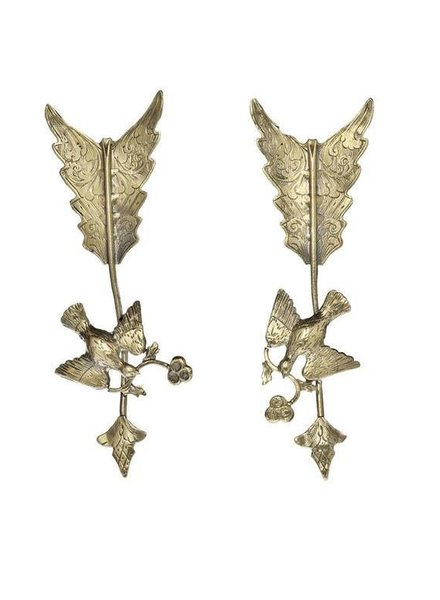 ALKEMIE Victorian Arrow Earrings