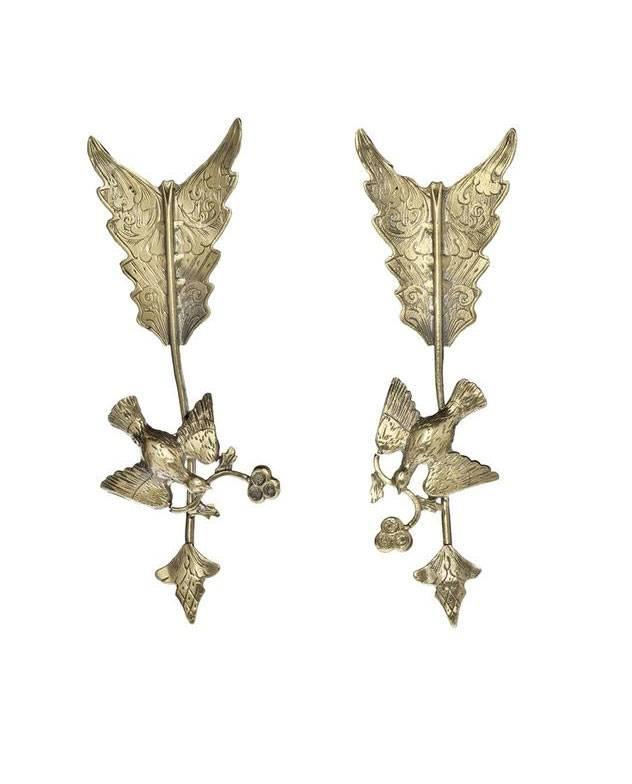 ALKEMIE Victorian Arrow Earrings