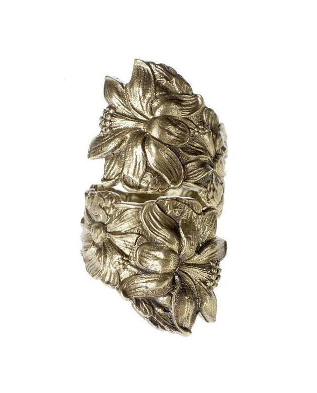 ALKEMIE Lily Spoon Ring
